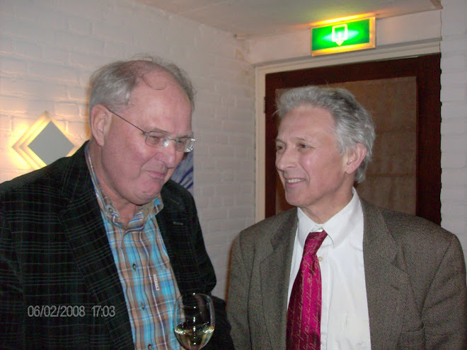 Frans Werner en Philip Edixhoven
