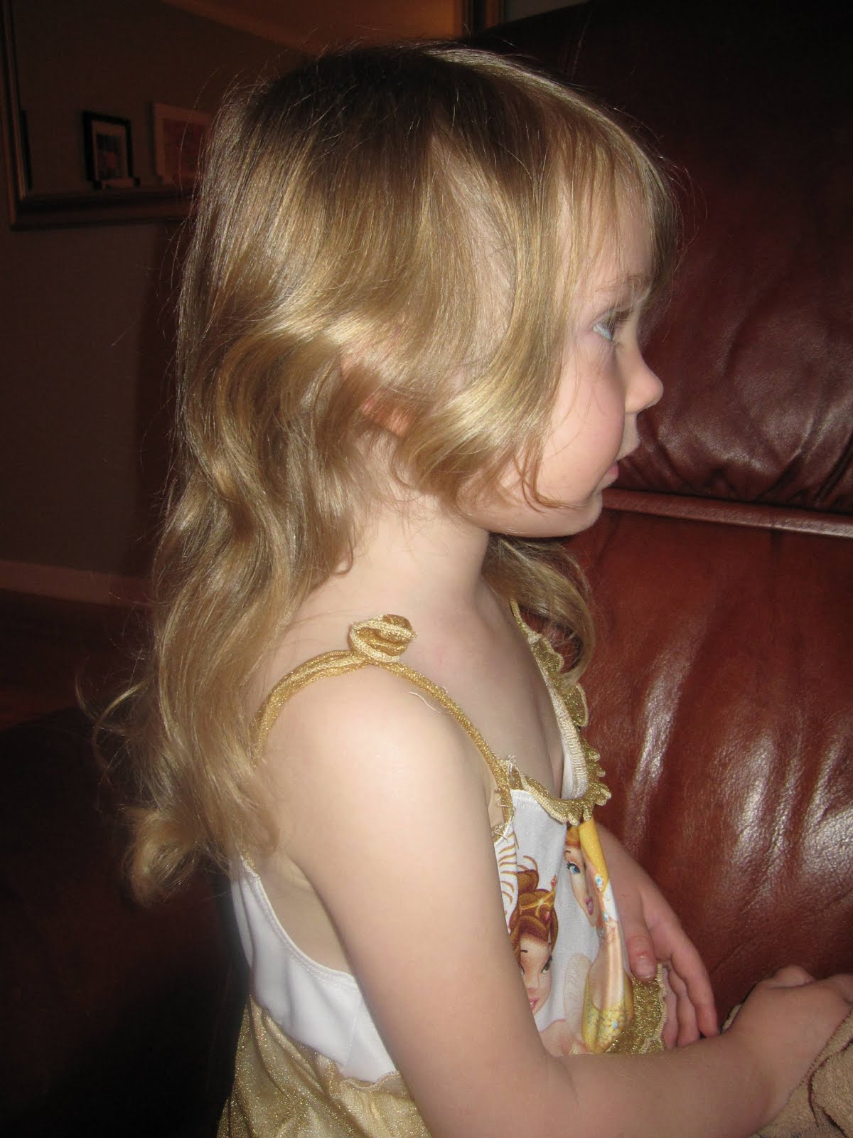 Little Girls with Long Hair
