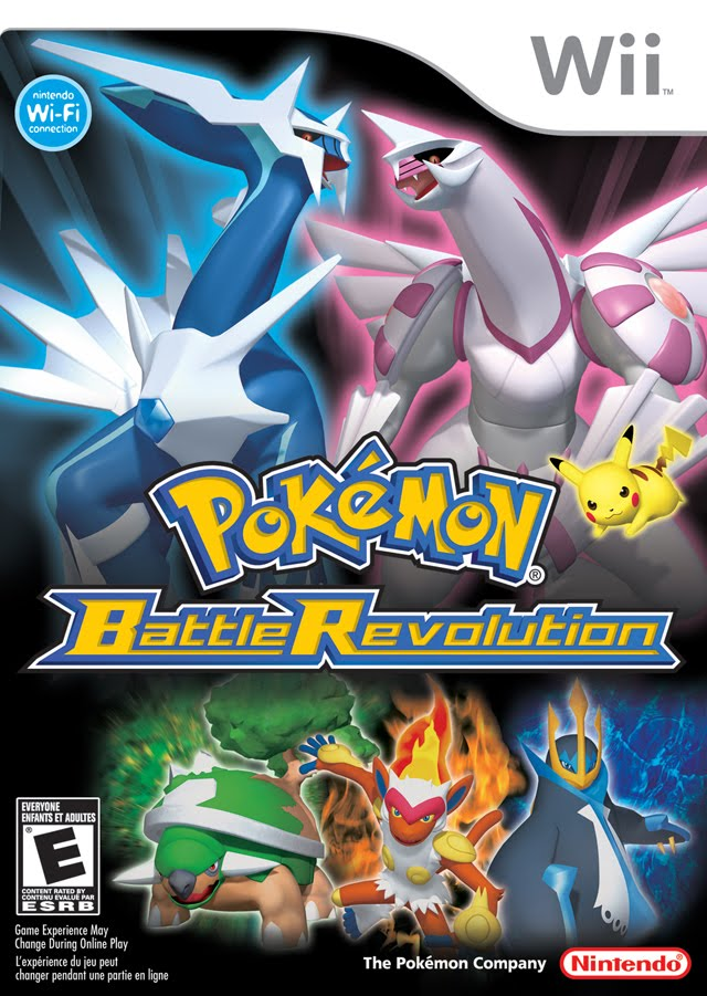 dolphin pokemon battle revolution