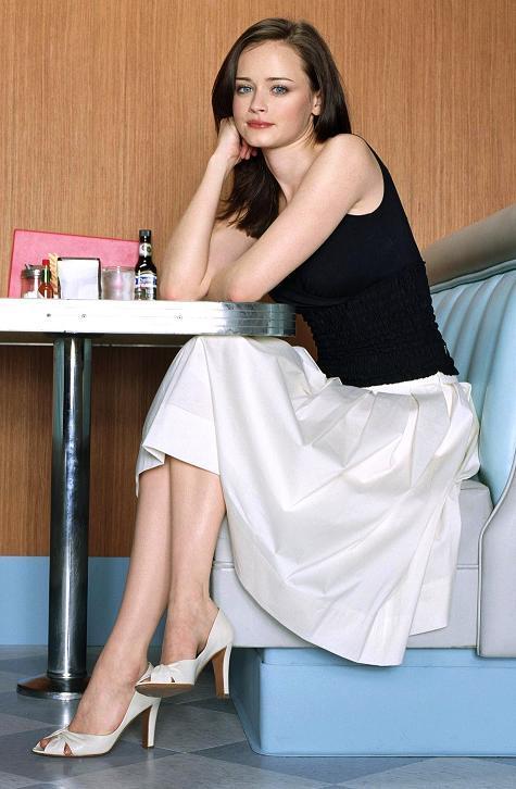 Top Celebrity Wallpapers Alexis Bledel Hot Images