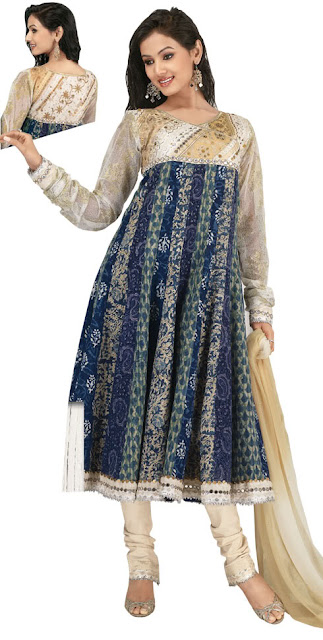 The Classic Long Kameez Churidar Collection for Women (Indian & Pakistani)