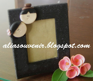 souvenir pigura,kerajinan clay