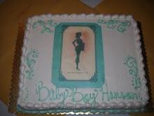 My cool cake!