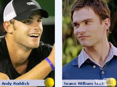 Parecidos a tenistas Andyroddick%2Bparecido