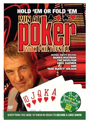 Phil Tufnell | Party Casino | poker