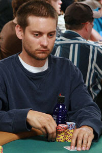 Tobey Maguire | Poker