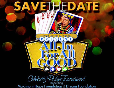 All In For Good Poker Tournament