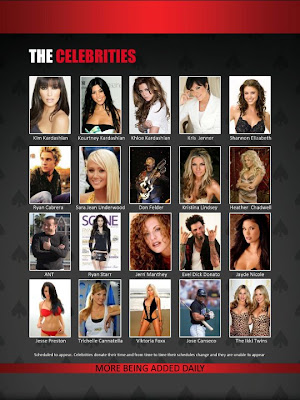 Celebrity Poker Tournament Playboy Mansion | Poker