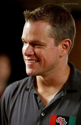 Matt Damon  Poker
