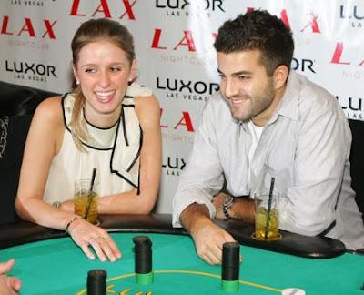 Nicky Hilton  Poker