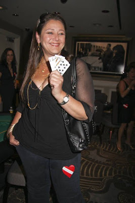 Camryn Manheim | Celebrity Poker Player