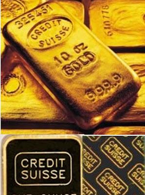 Credit Suisse  bullion