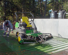 Equipment Cleaning Station