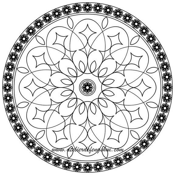 Трафареты для точечной росписи на тарелках