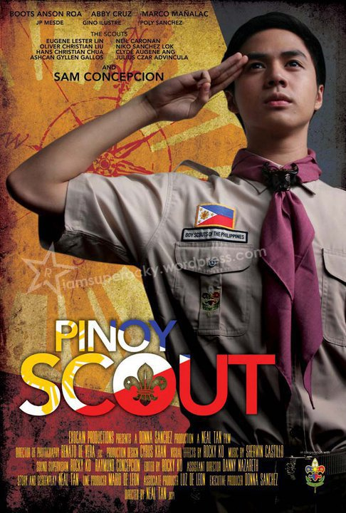"Entitled ""Pinoy Scout"", the movie is directed by Neal 'Buboy' Tan and ..."