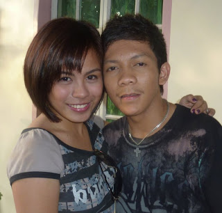 Jovit Baldivino and Laurice Bermillo