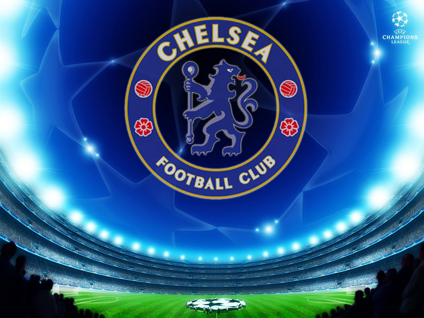 Chelsea Logo wallpaper – Chelsea FC Wallpapers