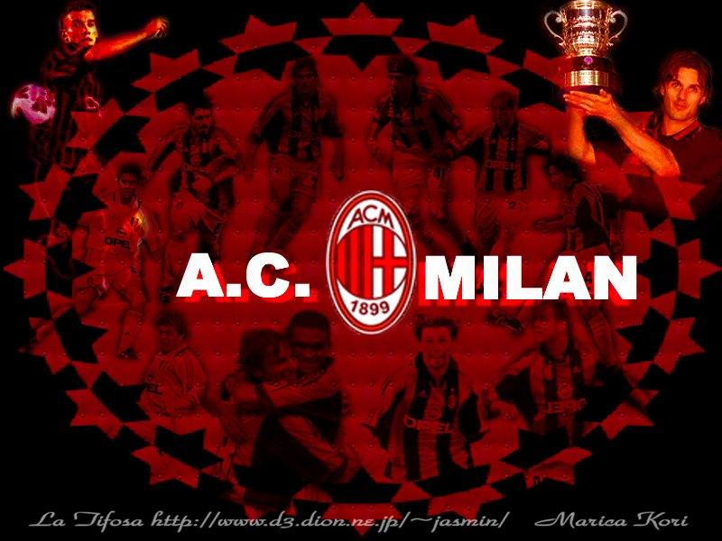 inter milan wallpaper. AC MILAN WALLPAPER