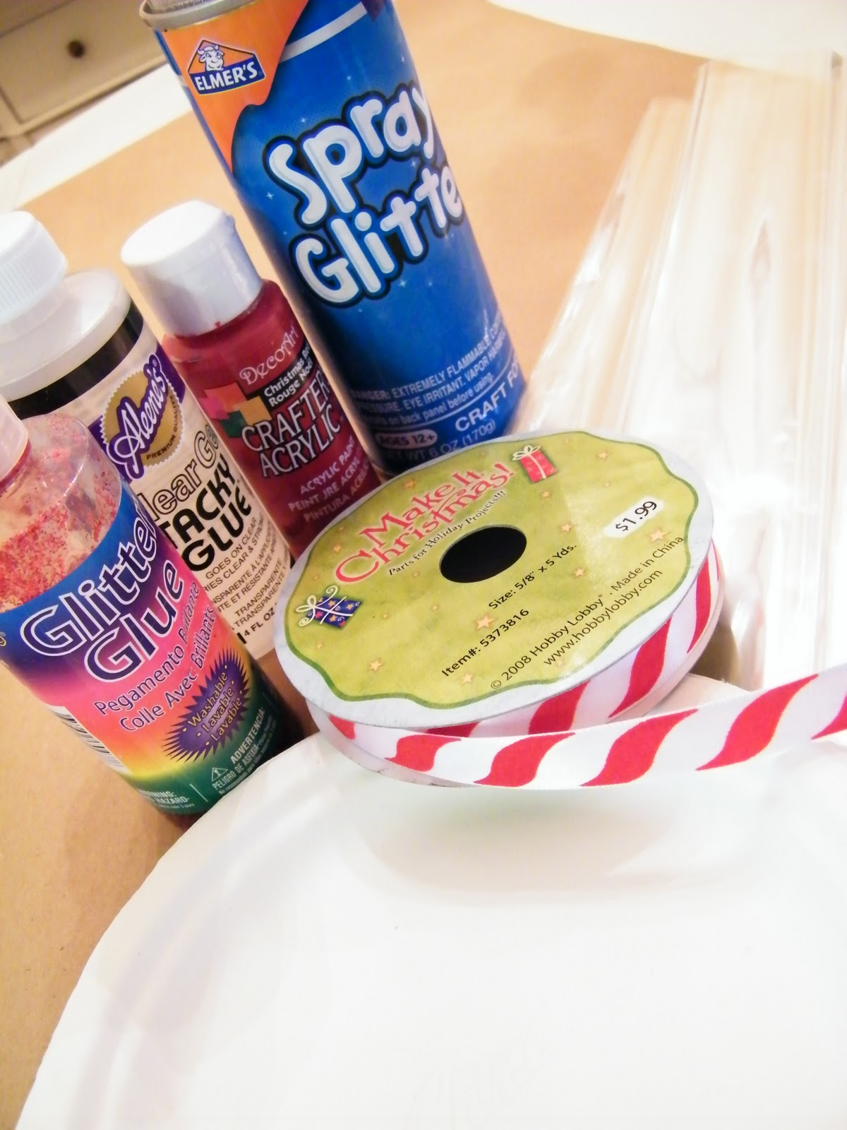 paper plate peppermint candy tutorial. & amy d ...randomly me: paper plate peppermint candy tutorial.