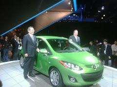 Mazda 2 LA Auto Show