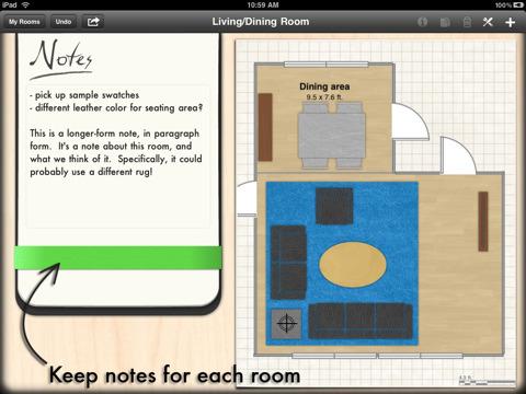 Livingroom 1 3 Interior Design App For Your Apple Device Apple Iphone Blog
