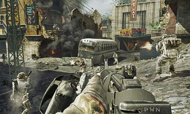 The following maps might appear in Call of Duty: Black Ops:
