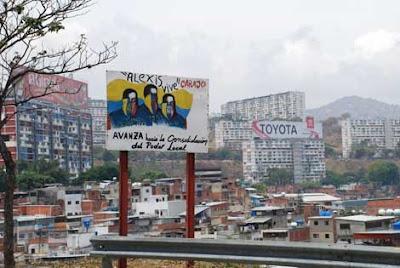 Venezuelan street art #4
