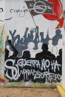 Venezuelan street art #5