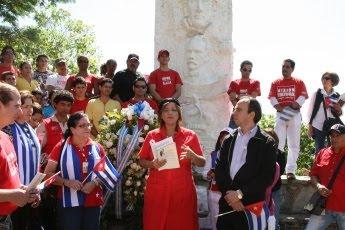 Venezuela celebrates Cuban culture
