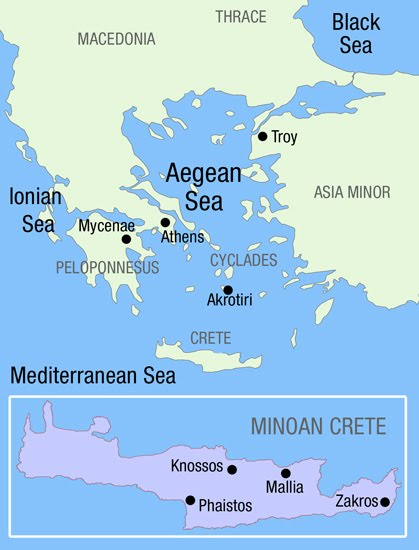 Boggabillions Bronze Age Thera