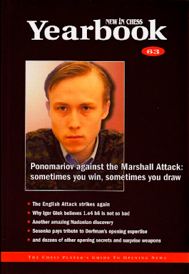 New in Chess Yearbook 63