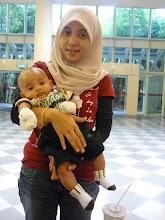 zayyan & mama