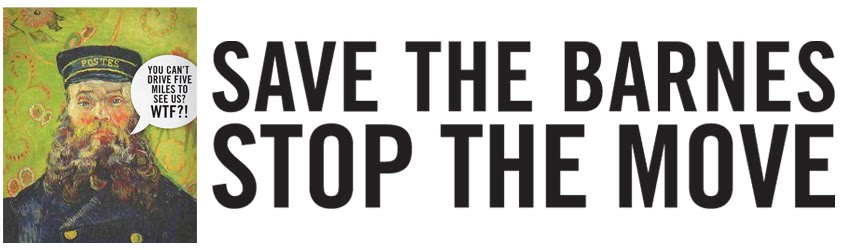 Save the Barnes Stop the Move