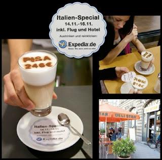 Publicidad_empresa_viajes_en_espuma_de_un_cafe