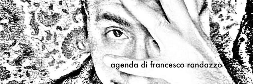 Agenda di Francesco Randazzo