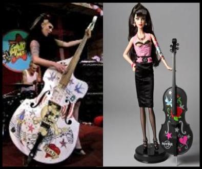 Hard Rock Cafe Barbie Lawsuit