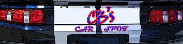 CB's Car Spot
