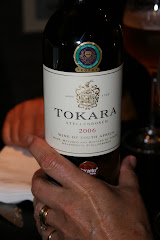 An advanced purchased from the LCBO.  Tokara by Stellenbosch out of S.A.