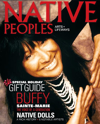 Buffy Sainte-Marie native