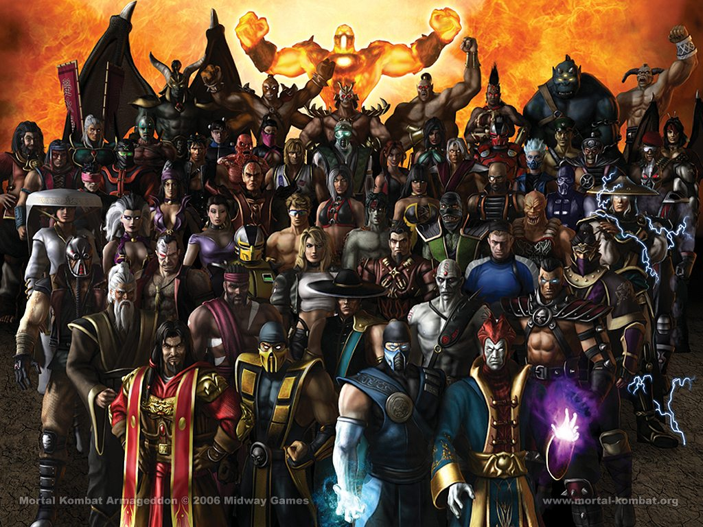 Mortal kombat HD & Widescreen Wallpaper 0.295740789391218