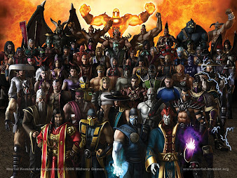 #13 Mortal Kombat Wallpaper
