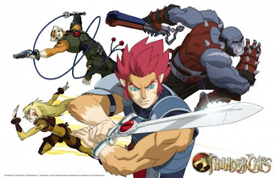Thundercats Warner Bros on Thundercats  Cl  Ssico Dos Anos 80 Ganha Anime