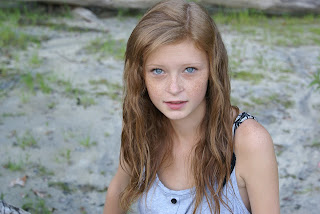 Gina Cattanach: Model Gina Cattanach on Location Wildwood NJ
