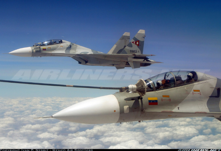 Fuerza Aérea de Chile la mejor de America del Sur