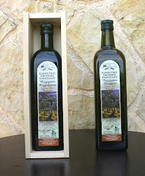 organic olive oil from Kalamata/Greece