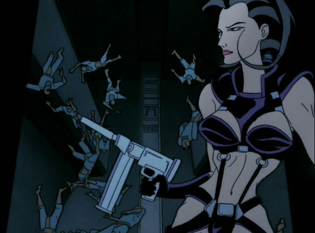 Aeon Flux Photos | Cartoon Pictures | Comic Images