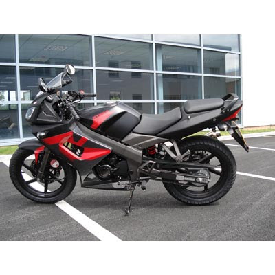 Kymco 125. Kymco Quannon 150 - HERE and