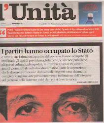 «I partiti non fanno più politica.I partiti hanno degenerato...», diceva  Enrico Berlinguer.