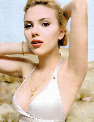 Scarlett Johansson Boob on Mdolla  Scarlett Johansson Best Breast Moments