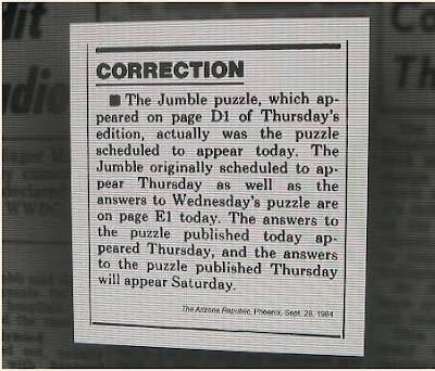 Hilarious Newspaper Mistakes and Apology Notes Seen On www.coolpicturegallery.us